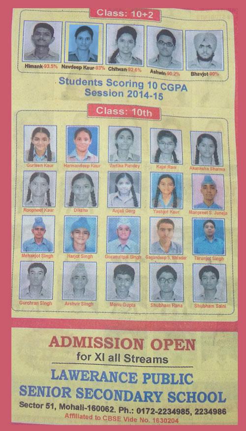 Best School in Mohali | Top School in Mohali | Top 10 School in
